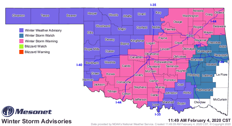 How Likely Snow Christmas Okc 2020 Update: Up to 6 inches of snow, locally higher amounts possible