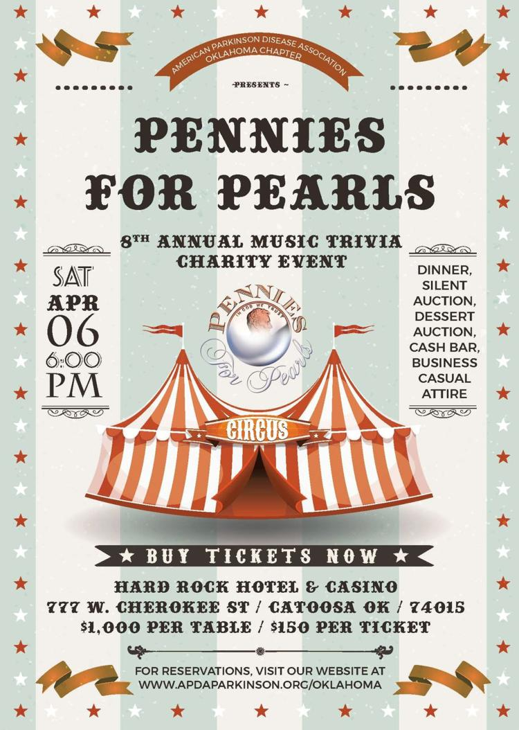 Pennies for Pearls 2019 - Benefiting the American ...