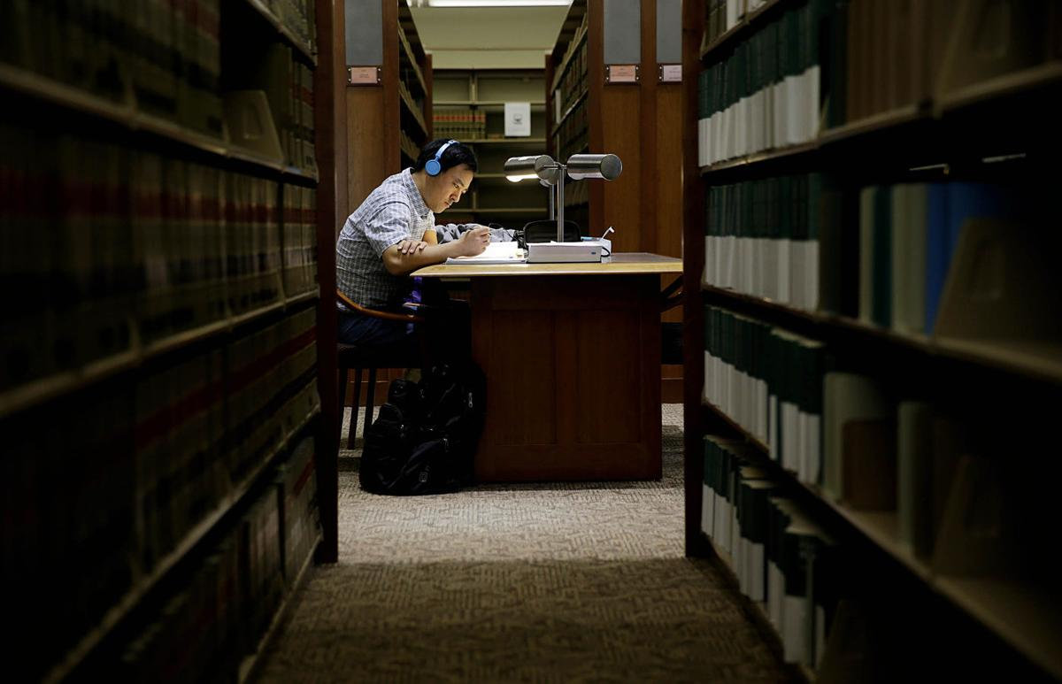 High failure rate on Oklahoma bar exam prompts change to