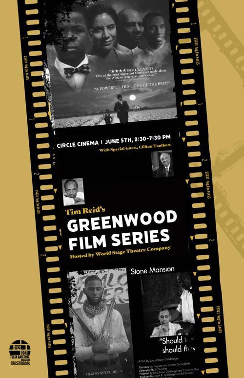 Tim Reid film series
