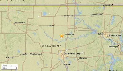 Sunday quake