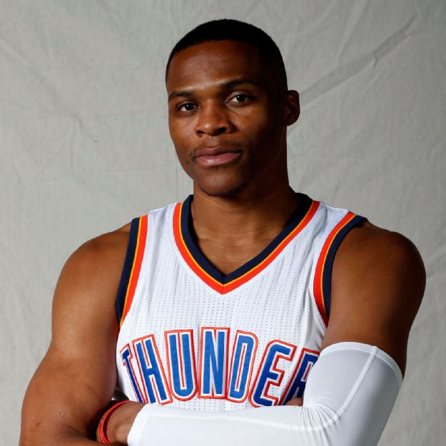 Russell Westbrook. Oklahoma City ... a5f9f0259