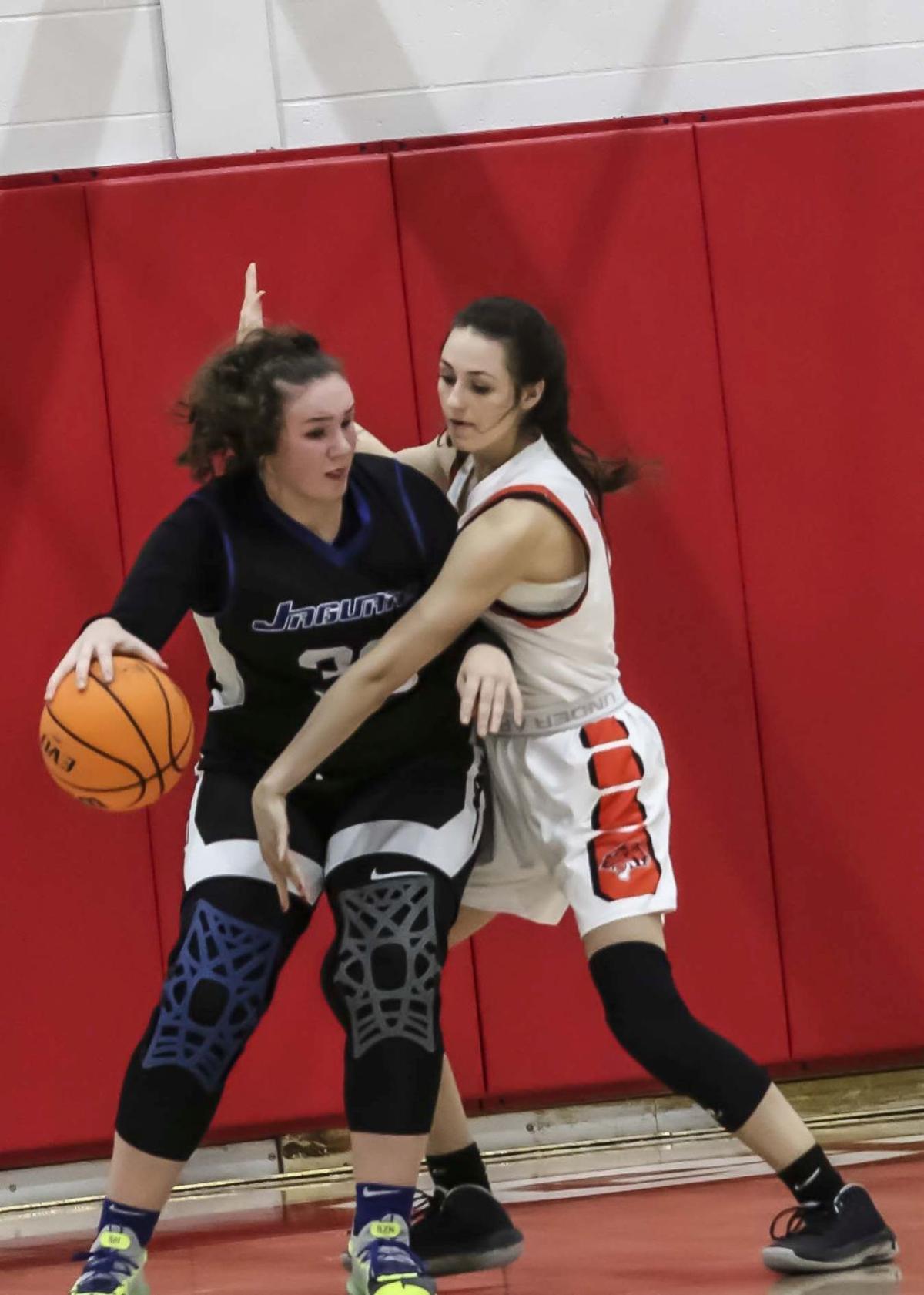 Lady Tiger Basketball