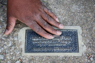 plaque *