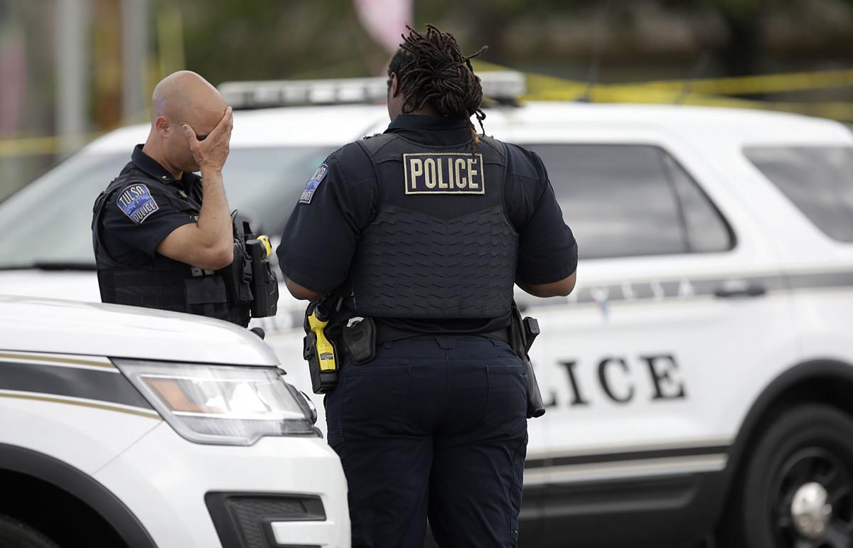OFFICERS SHOT