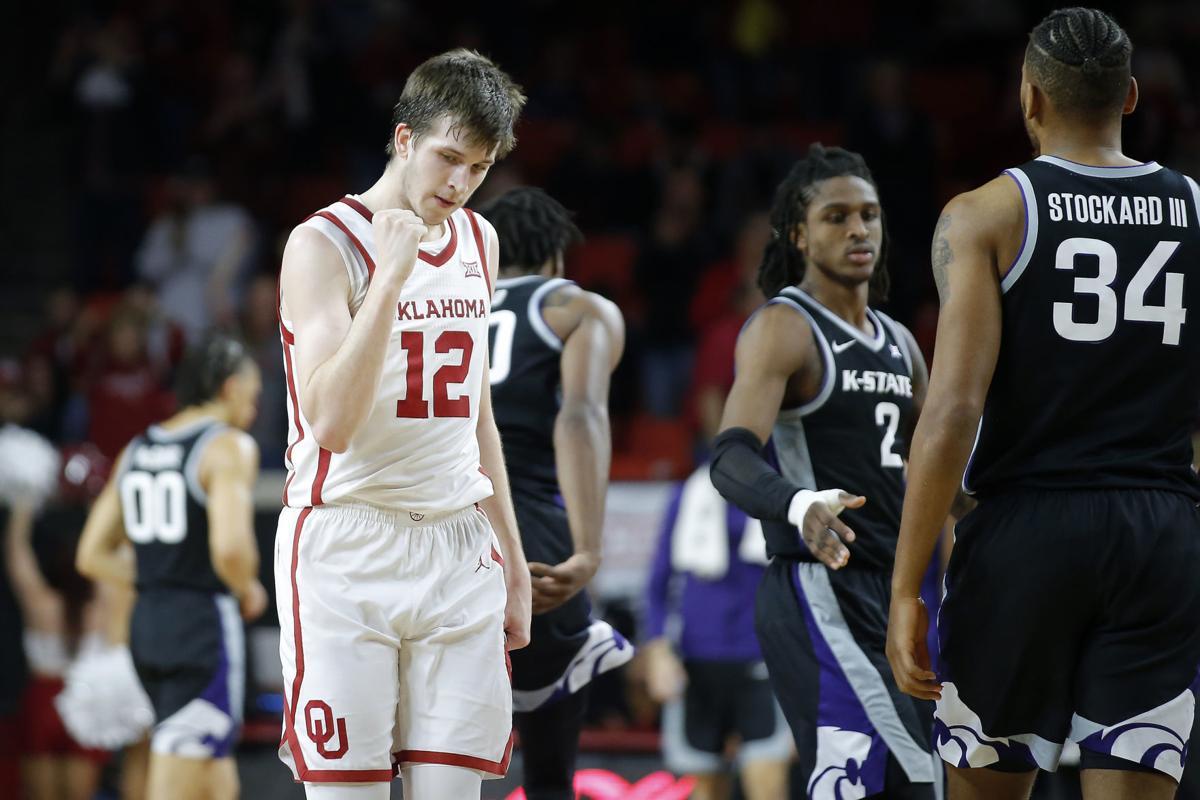 OU vs Kansas State Basketball
