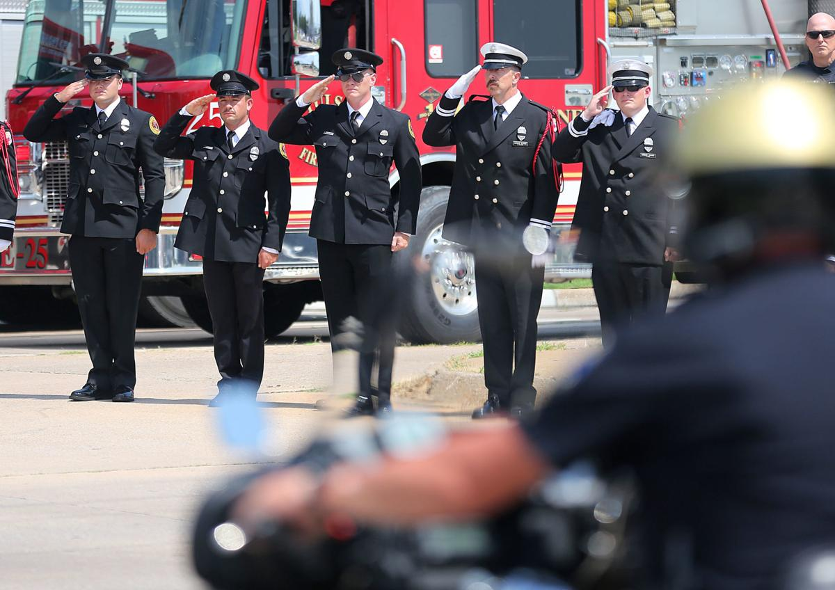 Police Funeral