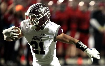 2019 All-State first team (defense): Will Cox