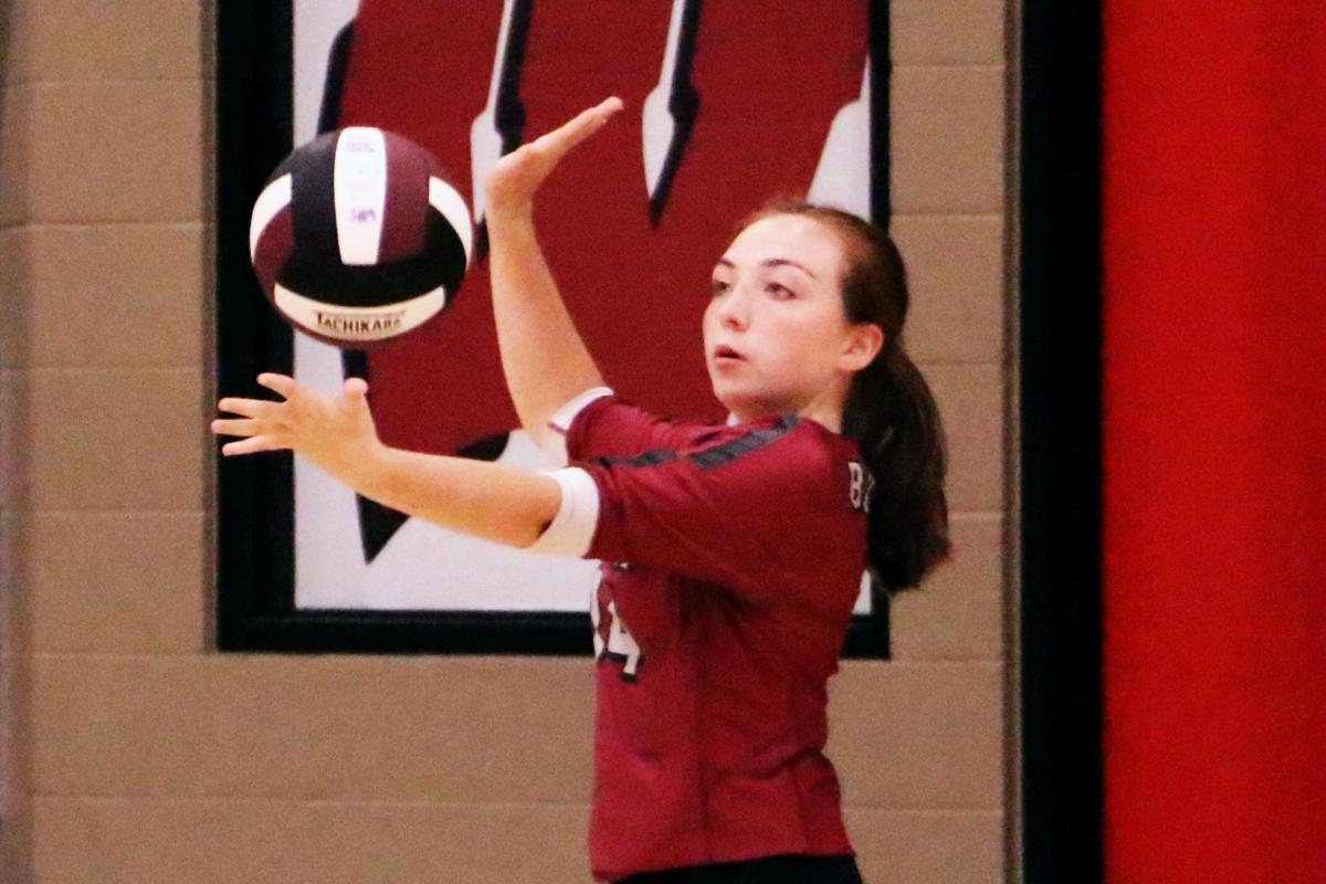 Wagoner Volleyball