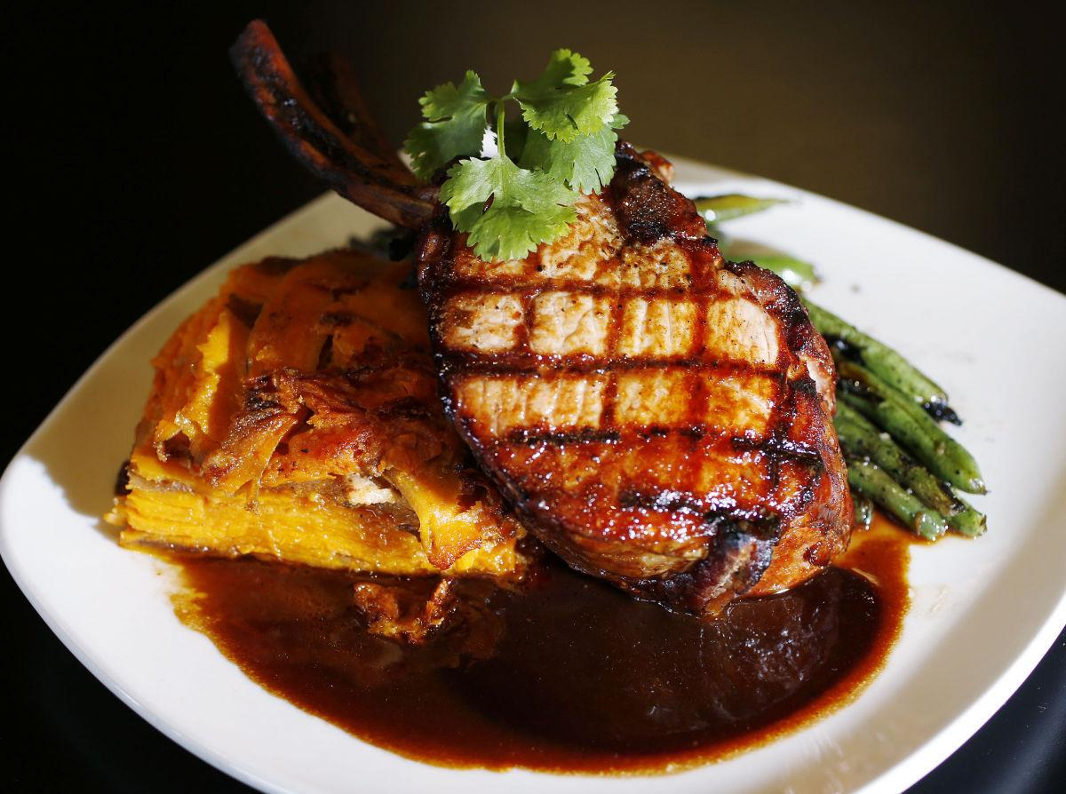 Boston Deli pork chop