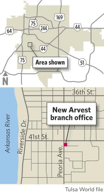 Arvest Bank reopening its Brookside branch on Monday in new