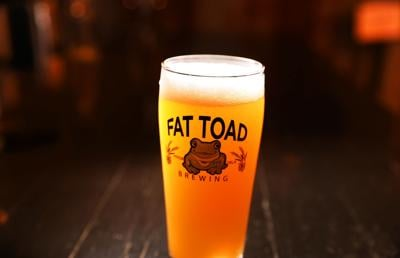 What the Ale: Beer of the Week, Fat Toad Brewing's 'These Hops Don't Lie' a New England style IPA