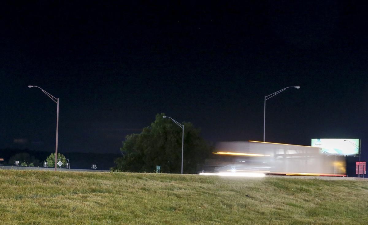 Lights On I 44 Arkansas River Bridge To Be Back When