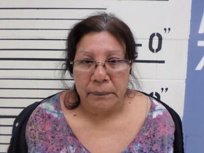 Delila Pacheco mugshot