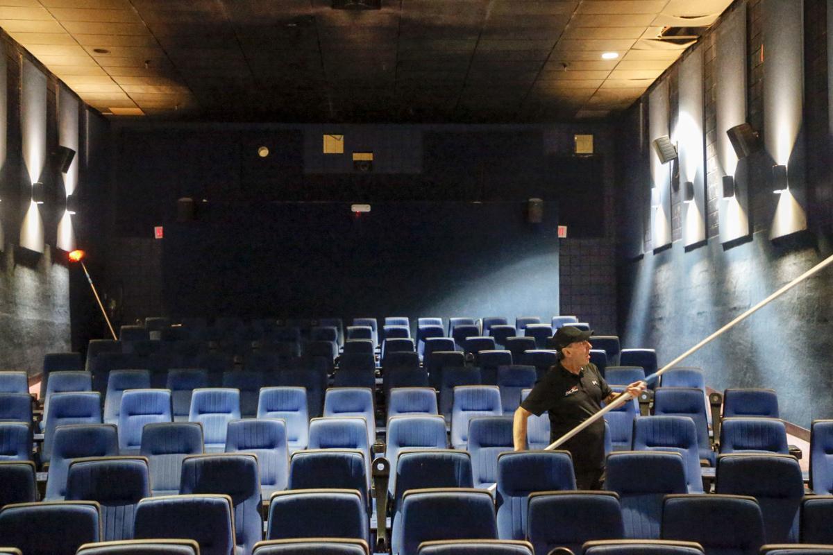 Eton Sqaure 6 Cinema