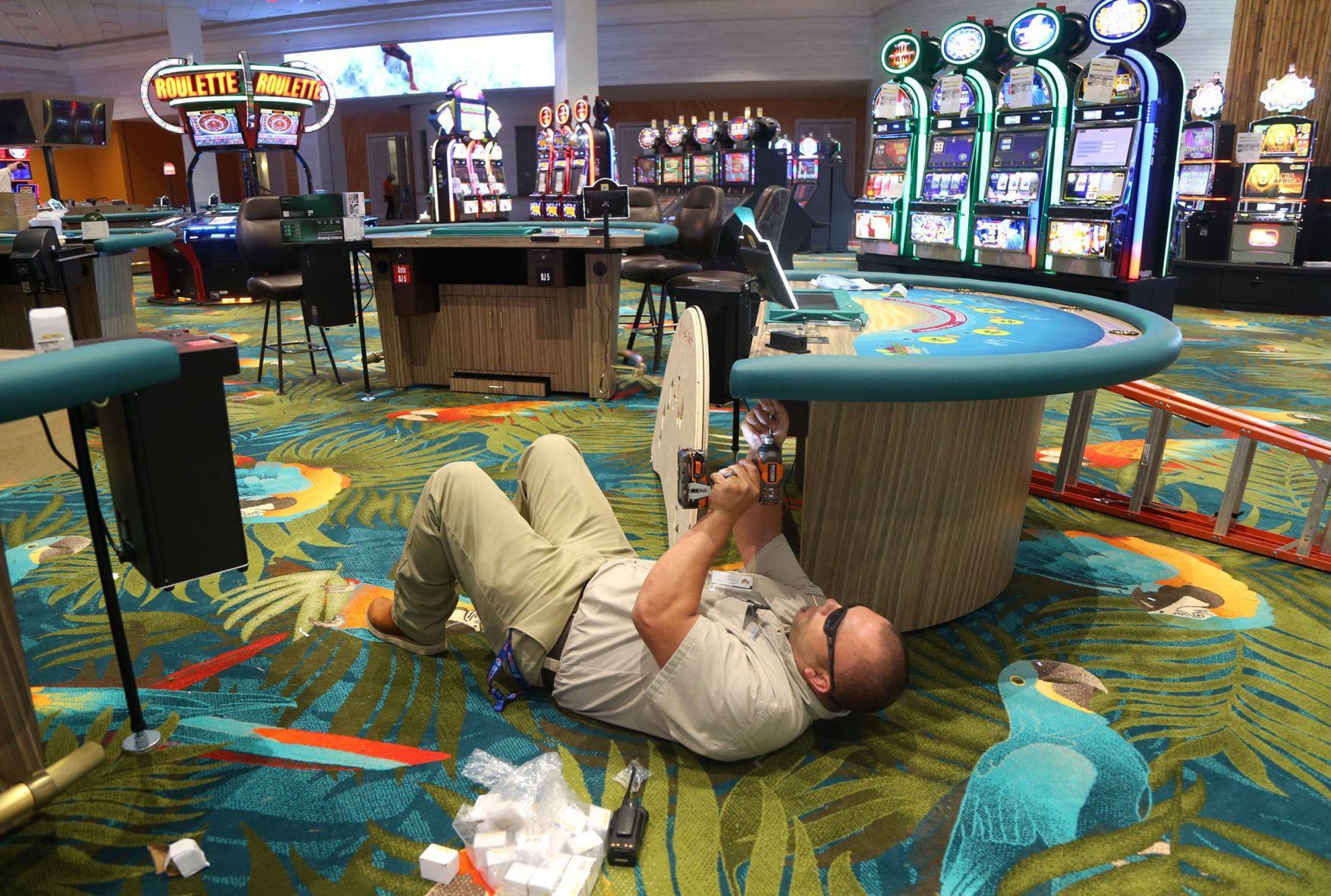 Creek nation casino tulsa gambling toronto canada