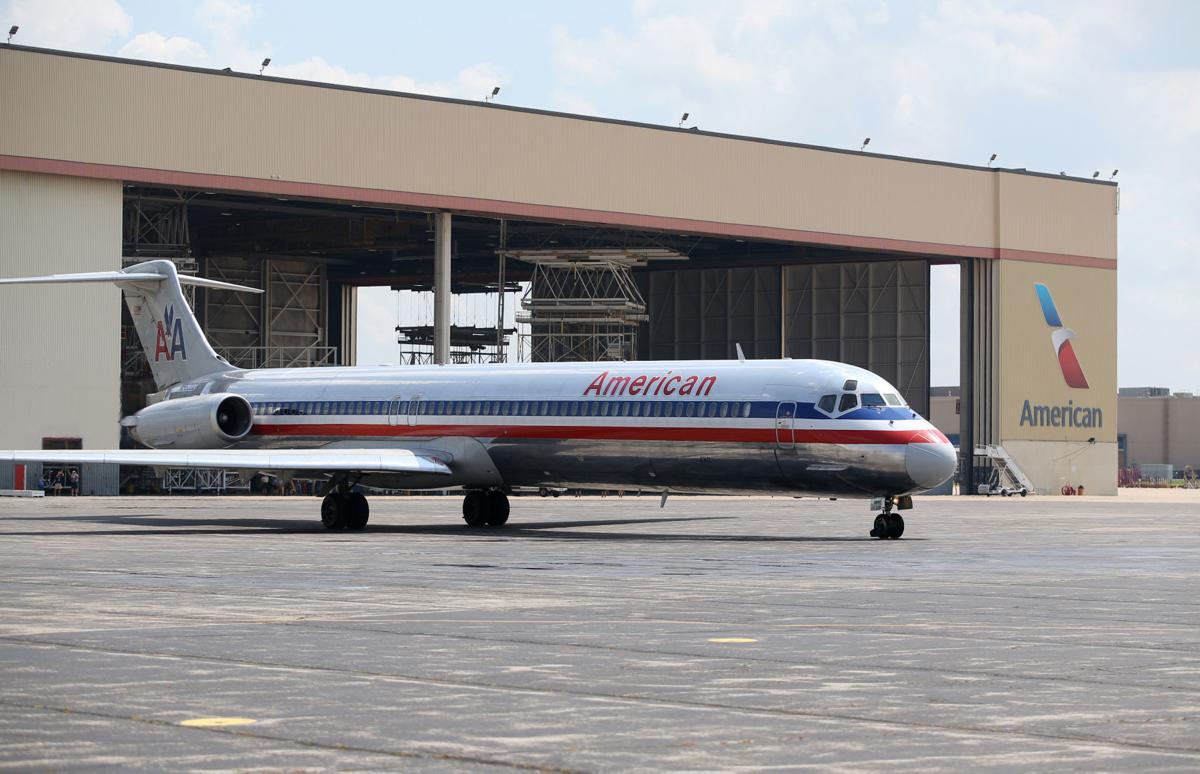 MD 80 Retiring