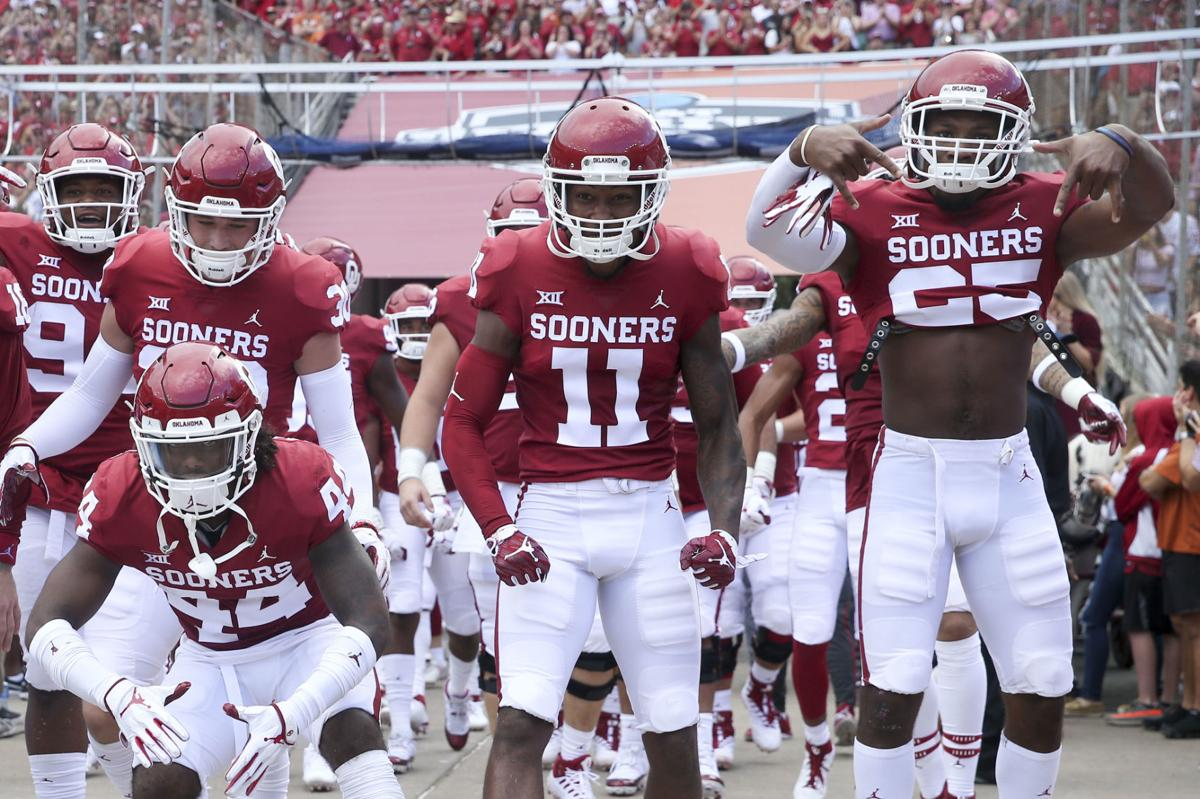 Ou Football Oklahoma Players May Steer Clear Of Horns Down Gesture During Big 12 Title Game With Texas Ousportsextra Tulsaworld Com