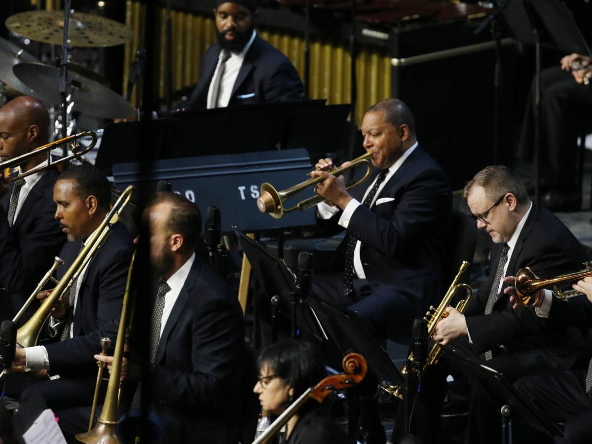 Tulsa Symphony with Wynton Marsalis