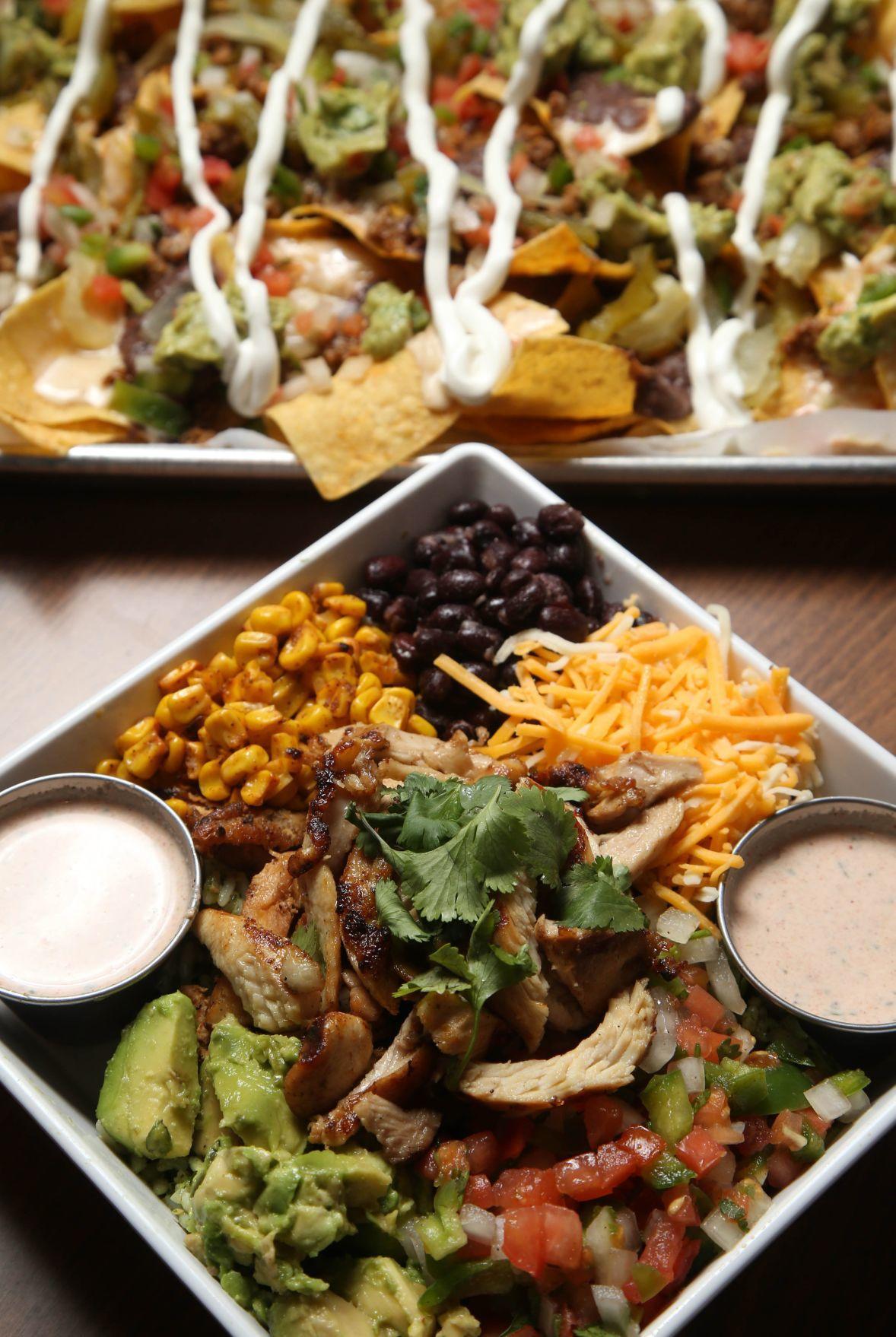 Tacos 4 Life rice bowl