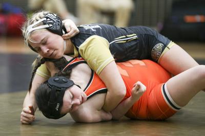 Girls Wrestling Regional