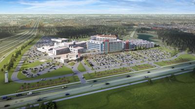 Saint Francis South expansion