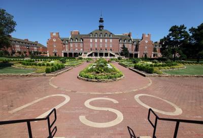 OSU campus in Stillwater
