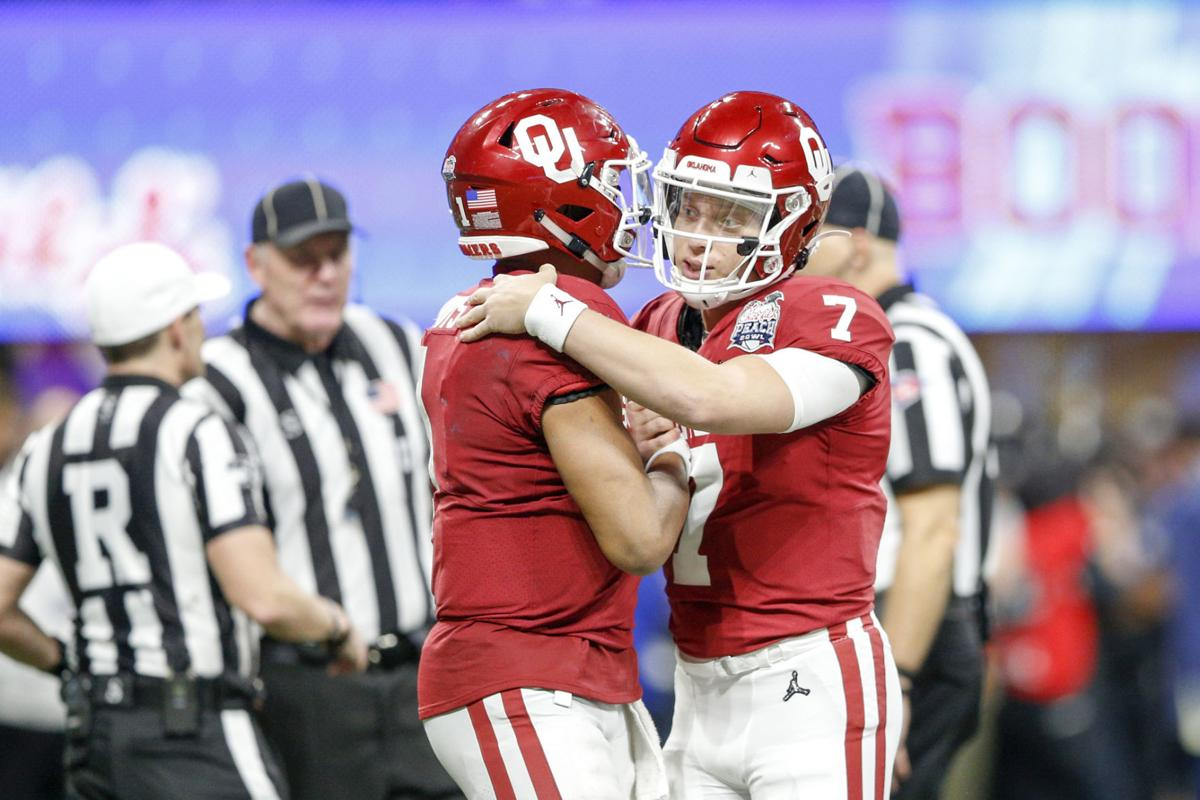 Ou Football Spencer Rattler Era Arrives In Norman Ou Sports Extra Tulsaworld Com
