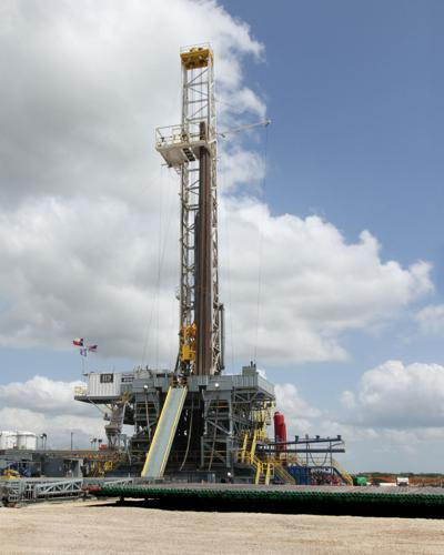 Helmerich & Payne doubles rig activity in fiscal year 2017