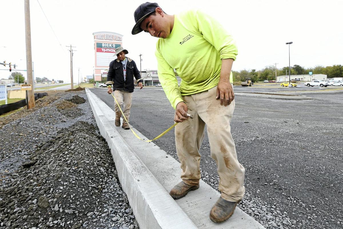Muskogee Bets Big On Big Box Retail Jobs Tulsaworld Com
