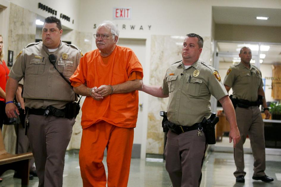 Former Reserve Deputy Robert Bates Sentenced To Four Years