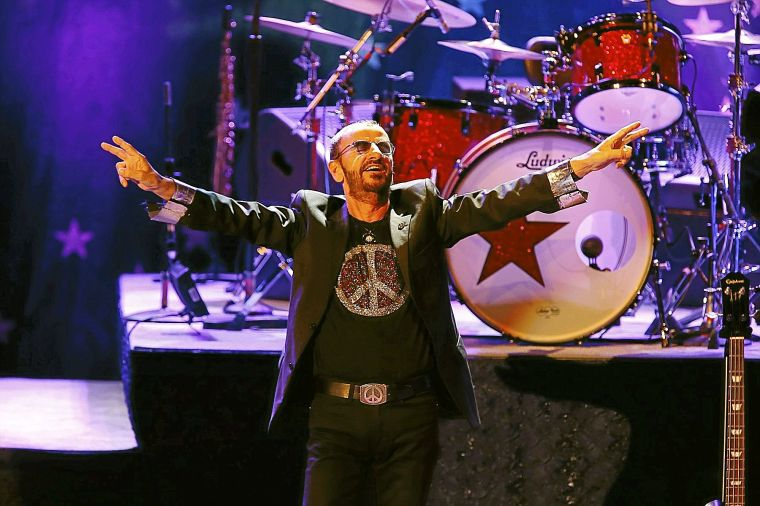 Image result for Ringo Starr, All Starr Band coming to Hard Rock