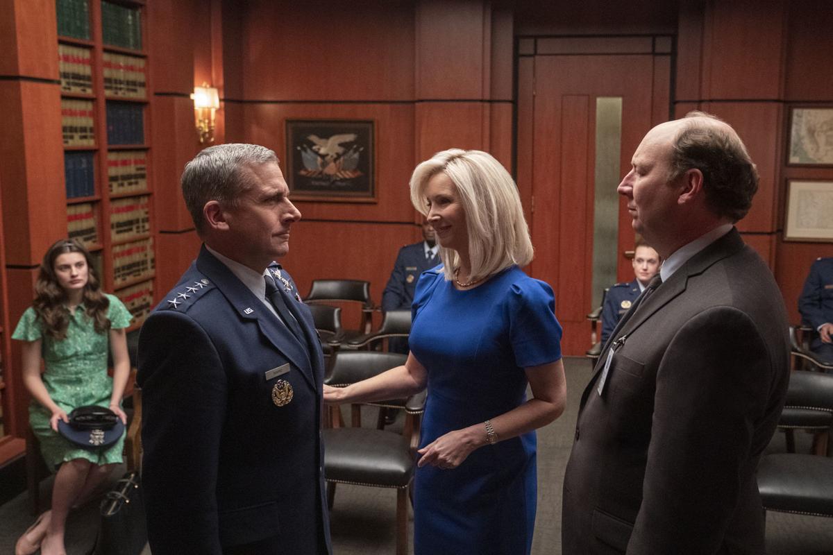 "Netflix Original series: ""Space Force"" (copy)"
