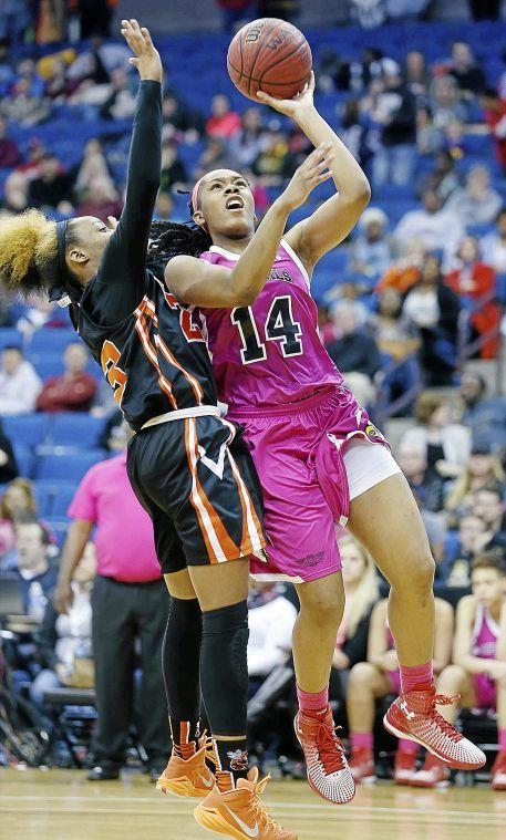 East Central vs. Booker T. Washington girls basketball