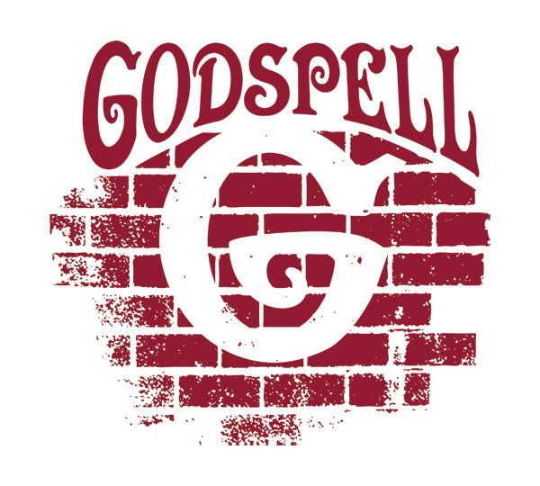 Godspell-2012 Revised Logo