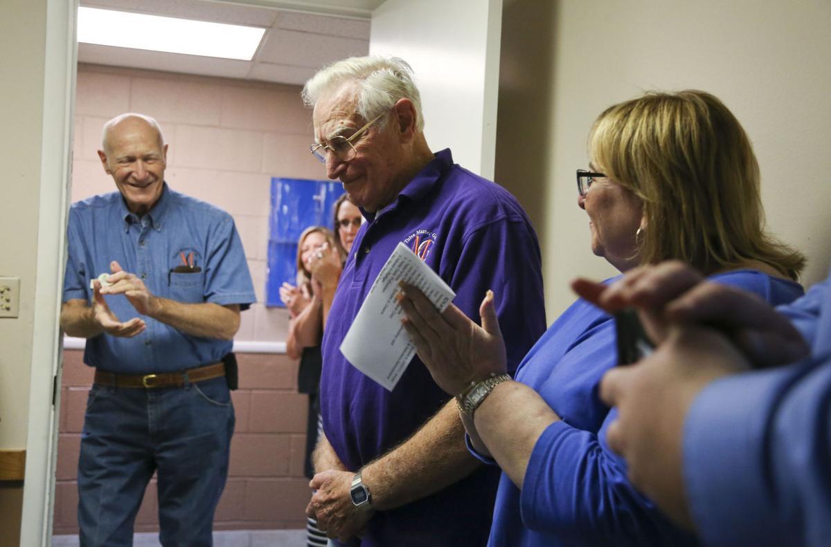 Tulsa Master Gardener Lee Kutner Surprised With 85th