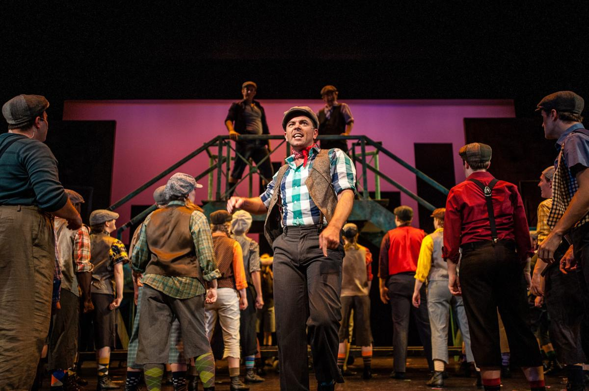 Spotlight Tulsa Drillers Chase Rice Newsies And More
