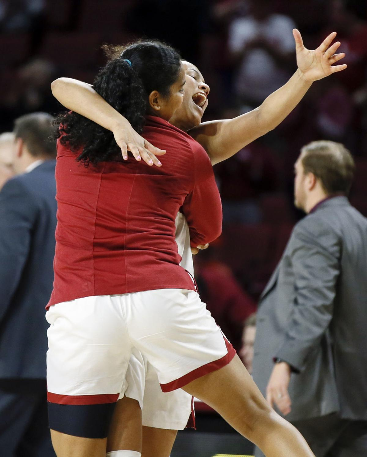 OU OSU BEDLAM WOMEN'S BASKETBALL