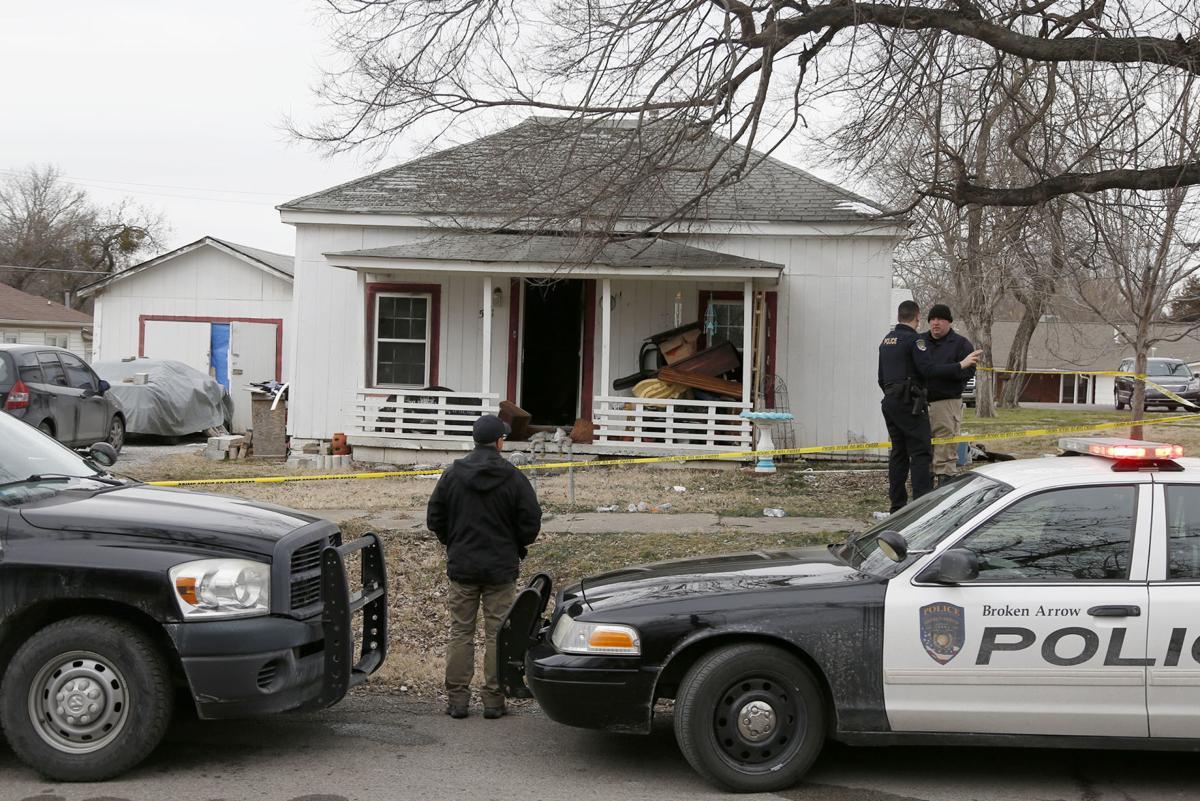 Two children, one adult die in Broken Arrow house fire
