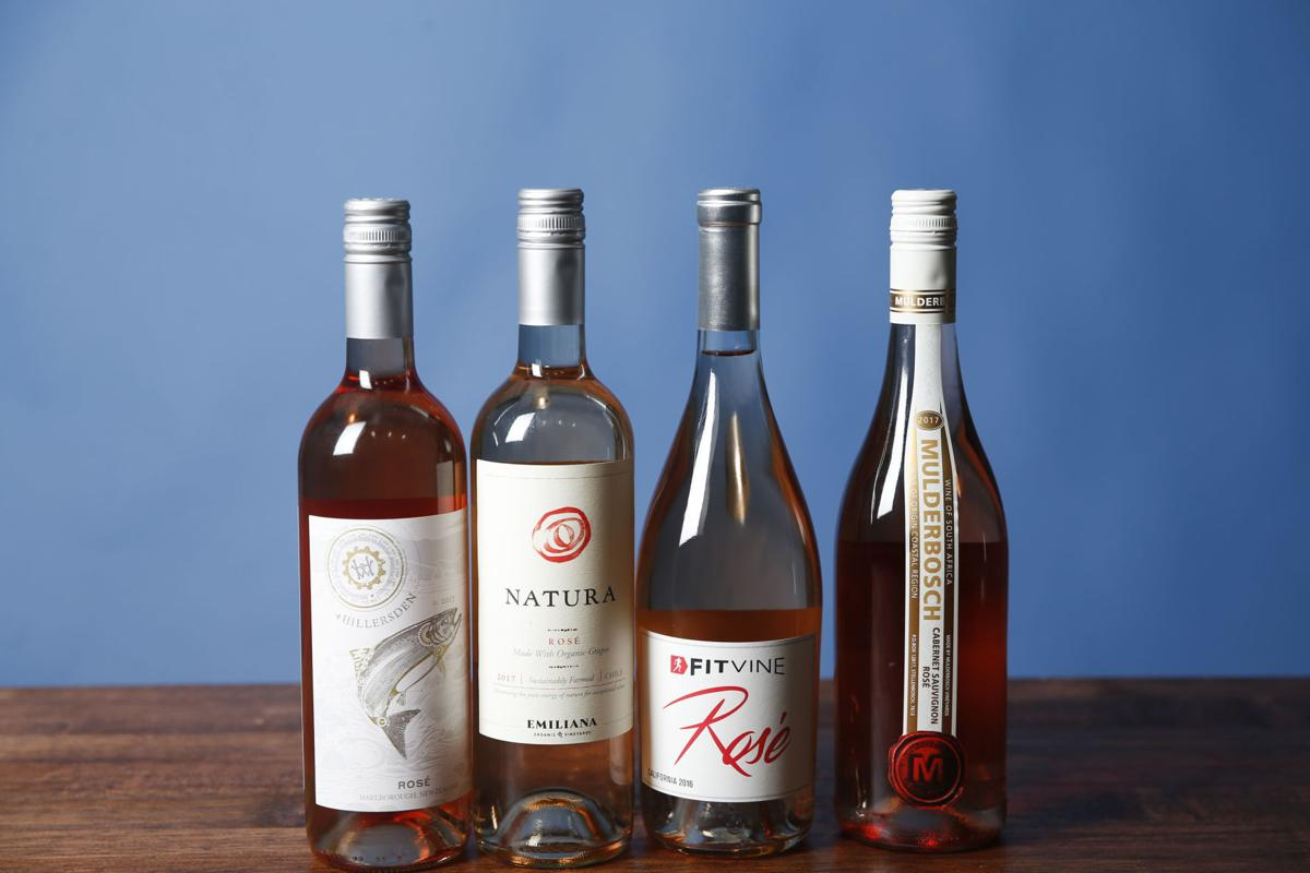 Five To Find Rose Wines Are Pretty In Pink Summer Sippers Food
