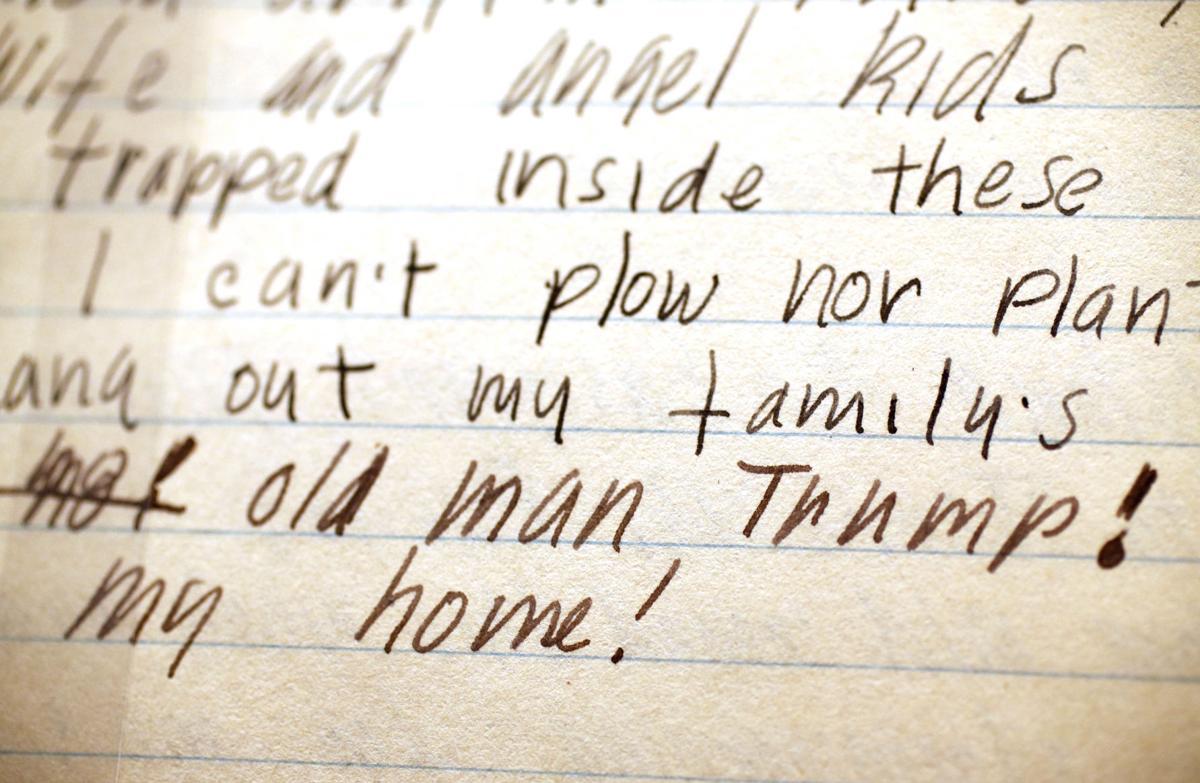 Ginnie Graham: Woody Guthrie's rants against 'Old Man Trump