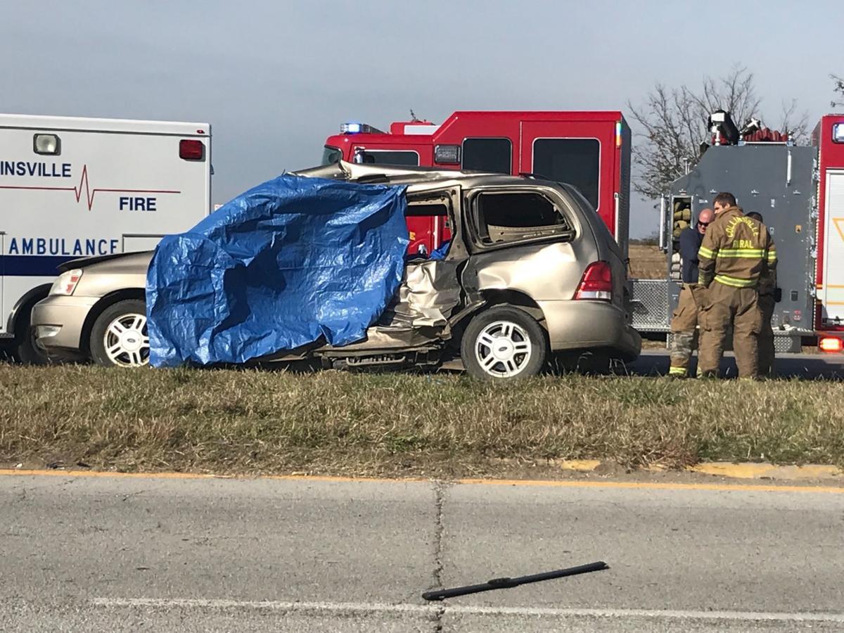 Man, woman from Bluejacket killed in crash east of Skiatook