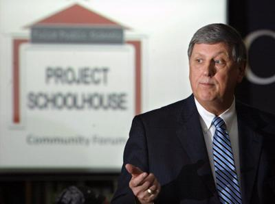 Keith Ballard talks about Project Schoolhouse study
