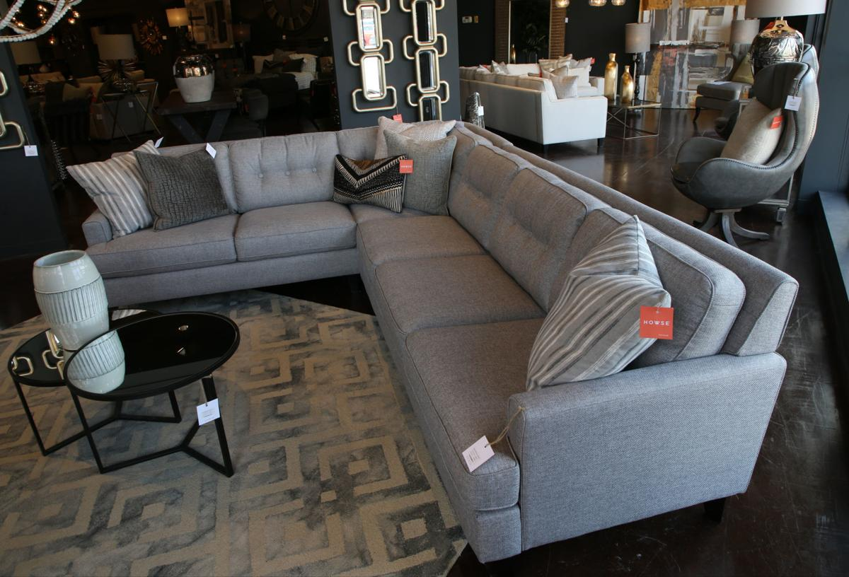 Sectionals With Custom Touches Fit