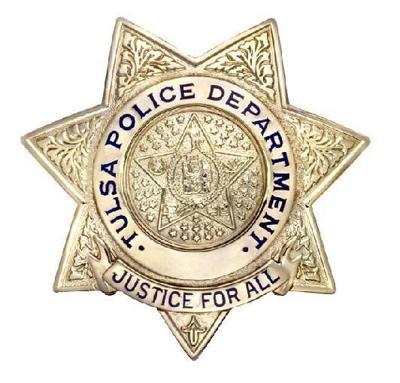 Tulsa Police Department badge (copy)