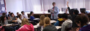 Class sizes swell as state aid declines, enrollment rises