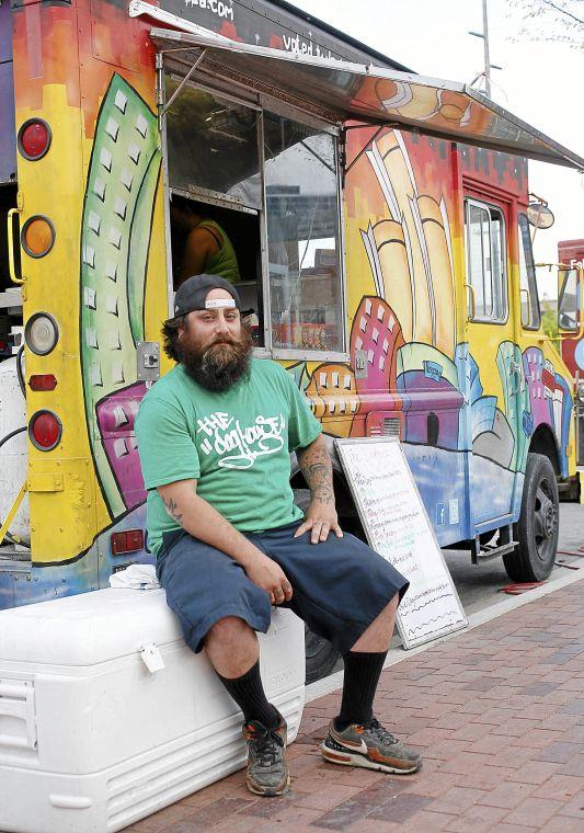 Meltdown Food Truck Tulsa