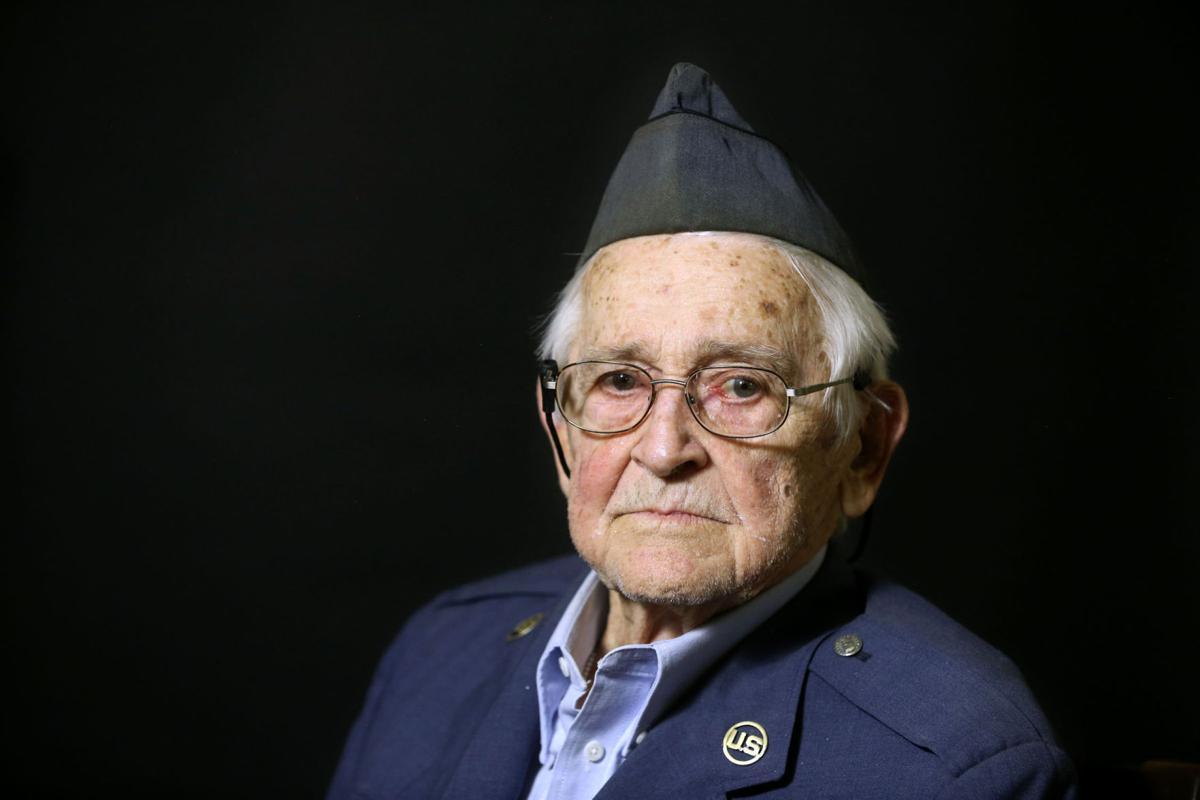 World War II veterans remember: Frank Mazikowski was a ball