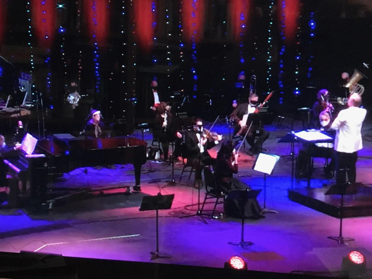 Christmas Concerts In Tulsa 2021 Review Signature Symphony S Christmas In Tulsa Offers Sounds Of The Season Entertainment Tulsaworld Com