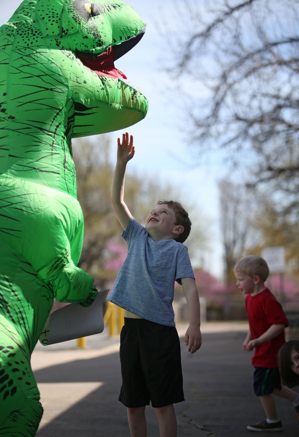 Dinosaur Teacher